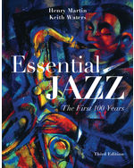 Essential Jazz (with…,9781285749150