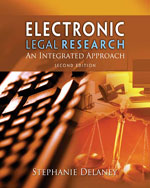 Electronic Legal Res…, 9781418080884