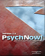 PsychNow! CD-ROM Ver…, 9780534590468