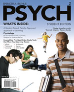 Bundle: PSYCH (with …,9781133073550