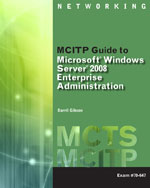 MCITP Guide to Micro…,9781423902393
