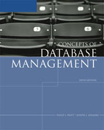 Concepts of Database…,9781423901471
