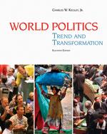 World Politics: Tren…,9780495187066
