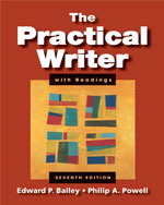 The Practical Writer…