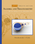 Bundle: Algebra and …,9781111705541