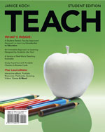 Bundle: TEACH (with …,9781133427216