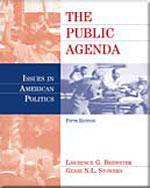 The Public Agenda: I…,9780534618308
