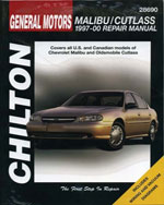 GM Malibu and Cutlas&hellip;,9780801993206