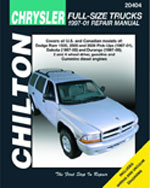 Dodge Pick-Ups 1997-…,9781563926983