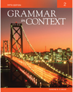Grammar in Context 2&hellip;,9781424079018