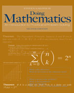 Doing Mathematics: A…,9780495108160