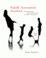 Family Assessment Ha…,9780495601210