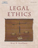 Legal Ethics, 1st Ed…,9780766842557