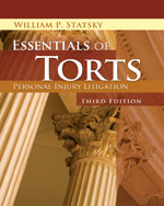 Essentials of Torts,…