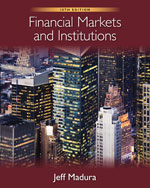 Financial Markets an…,9780538482134