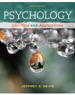 Psychology: Concepts…
