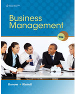 Bundle: Business Man…,9781133847120
