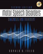 Motor Speech Disorde…,9781111138271