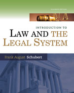 Introduction to Law …,9781285438252