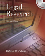 Legal Research, 2nd …, 9781428357013