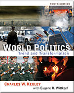 World Politics: Tren…,9780534602208