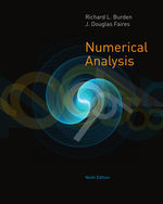 Numerical Analysis, …,9780538733519