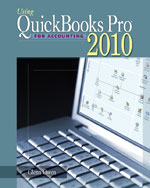 Using Quickbooks Pro…