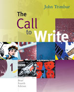 The Call to Write: B…,9780495899631