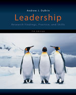 Leadership: Research…,9781133435228
