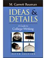 Ideas & Details : A …,9780838407684