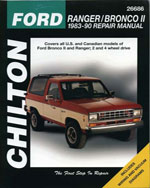 Ford Ranger and Bron…,9780801989674