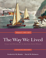 The Way We Lived: Es…,9780840029508