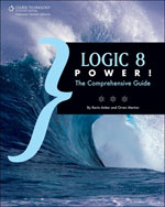Logic Pro 8 Power, 1…,9781598633696