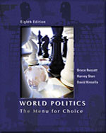 World Politics: The …,9780534604127