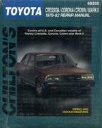 Toyota Cressida, Cor…,9780801990816