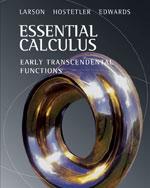 Essential Calculus: …,9780618879182