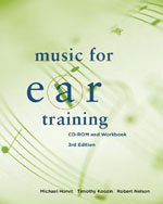 Music for Ear Traini…,9780495565710