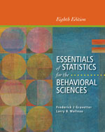 Essentials of Statis…,9781133956570