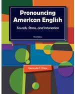 Pronouncing American…,9781111352103