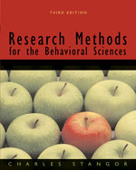 Research Methods for…,9780618705917