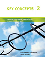 Key Concepts 2: List…