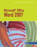 Microsoft Office Wor…,9781423905257