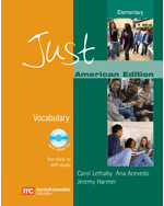 Just Vocabulary Elem…,9780462004433
