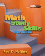 Math Study Skills Wo&hellip;
