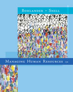 Managing Human Resou…,9780324593310