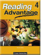 Reading Advantage 4 …