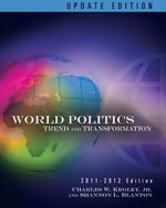 World Politics: Tren…,9780495906551