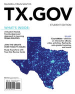 TX.GOV (with CourseM…,9781133964414