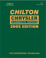 Chilton 2005 Chrysle…,9781418005504