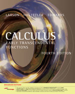 Calculus: Early Tran…,9781439047897